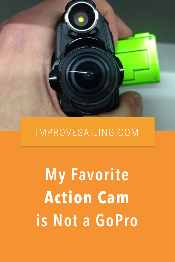 Pinterest image for Best Action Cam for Sailing: Our Top Picks for 2019