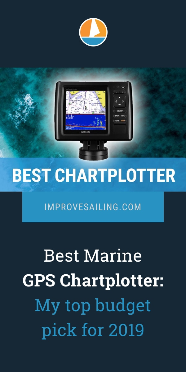 Pinterest image for Best Marine GPS Chartplotter: My top pick for 2020